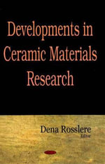 Developments in Ceramic Materials Research : Chemical Vapor Deposition for Oriented and Heteroe...