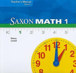 Saxon Math 1, Volume 1 - Nancy Larson