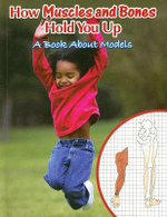 How Muscles and Bones Hold You Up : A Book about Models - Marcia S. Freeman
