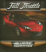 Tesla Roadster : Full Throttle - Tracy M. Maurer