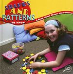 Shapes and Patterns We Know : A Book about Shapes and Patterns : Math Focal Points - Nancy Harris