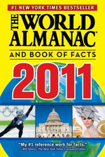 The World Almanac and Book of Facts 2011 2011 : The World Almanac