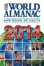 World Almanac and Book of Facts 2014 - Sarah Janssen