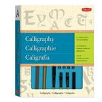 Calligraphy : A Complete Kit for Beginners - Walter Foster Publishing