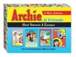 Archie & Friends Blank Notecards & Envelopes : Set of 16 Featuring Four Different Images - Walter Foster Creative Team