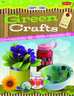 Craft Star: Green Crafts : Everything You Need to Become an Earth-friendly Craft Star! - Megan Friday