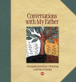 Conversations with My Father : A Keepsake Journal for Celebrating a Lifetime of Stories - Ronni Lundy