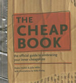The Cheap Book : The Official Guide to Embracing Your Inner Cheapskate - Robin Herbst