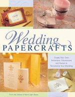 Wedding Papercrafts - North Light Books