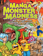 Manga Monster Madness - David Okum