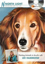 Painting Animals in Acrylic with Lee Hammond DVD : Bringing Art to Life - Lee Hammond