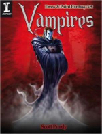 Vampires : Draw & Paint Fantasy Art  - Scott Purdy
