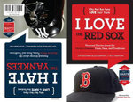 I Love the Red Sox/I Hate the Yankees : Personal Stories about the World's Greatest Team, Fans, and Traditions/Personal Stories about the Absolute Worst Team, Fans, and Traditions - Jon Chattman