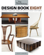 Design Book Eight : Original Furniture from the World's Finest Craftsmen - Scott Gibson