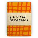 3 Little Notebooks