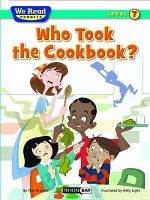 Who Took the Cookbook? - Paul Orshoski
