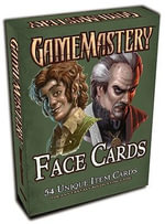 GameMastery Enemies Face Cards : Accompanist Edition - Paizo