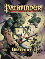 Pathfinder Roleplaying Game :  Bestiary 2 - Paizo Staff