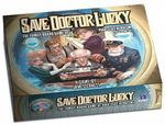 Save Doctor Lucky : The family boardgame of high seas heroism  - Paizo Publishing