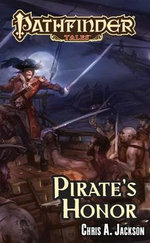Pathfinder Tales : Pirate's Honor - Chris A. Jackson
