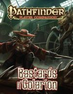 Pathfinder Player Companion : Bastards of Golarion - Judy Bauer