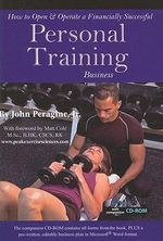 How to Open and Operate a Financially Successful Personal Training Business : How to Open & Operate a ... - John N., Jr. Peragine