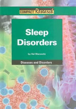 Sleep Disorders : Diseases and Disorders - Hal Marcovitz