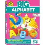 Big Alphabet Workbook - Barbara Gregorich