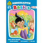 Kindergarten Basics : Super Deluxe Edition - Joan Hoffman