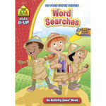 Super Deluxe Word Searches : An Activity Zone Book - Joan Hoffman