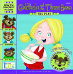 NIR! Plays : Goldilocks and the Three Bears Level 1 (24 Page Storybook, 5-Play Scripts, 4 Character Masks) - Nora Gaydos