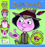 NIR! Plays : Jack in the Beanstalk Level 2 (24 Page Storybook, 5-P Lay Scripts, 4 Character Masks) - Nora Gaydos