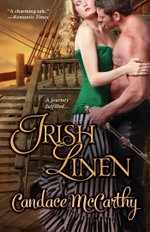 Irish Linen : Jack Reacher Series 16 - Candace McCarthy