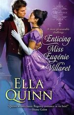 Enticing Miss Eugenie Villaret - Ella Quinn