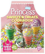 Princess Sweets and Treats Cookbook and Apron - Genevieve Ko Sweet