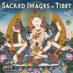 Sacred Images of Tibet Calendar - Amber Lotus Publishing