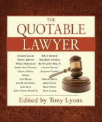 The Quotable Lawyer - Nick Lyons