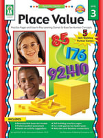 Place Value, Grades K - 6 : Practice Pages and Easy-to-Play Learning Games for Base-Ten Number Concepts - Ph. D. Leland Graham