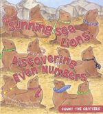 Sunning Sea Lions : Discovering Even Numbers - Amanda Doering Tourville