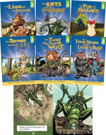 Short Tales Fables Set - Rob M Worley