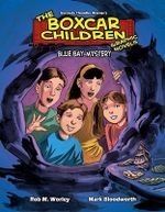 Blue Bay Mystery : Boxcar Children Graphic Novels - Rob M Worley