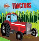 Tractors : Mighty Machines (Hardcover) - Amanda Doering Tourville