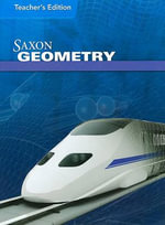 Saxon Geometry - Saxon Publishers