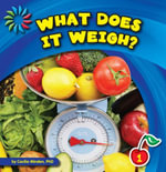 What Does It Weigh? - Cecilia Minden
