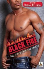 Black Fire : Gay African-American Erotica