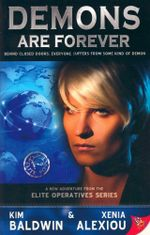 Demons are Forever : Elite Operatives - Kim Baldwin