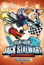 Peril at the Grand Prix : Italy : Jack Stalwart, Secret agent Series : Book 8 - Elizabeth Singer Hunt