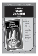 Space Disasters Teacher's Resource Guide CD
