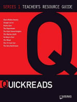 Q Reads Series 1 Teacher's Guide CD