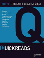 Q Reads Series 2 Teacher's Guide CD
